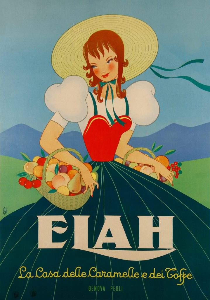Caramelle Elah - Manifesto 1952