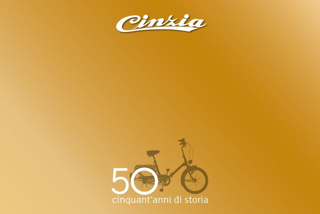 Cicli Cinzia 50 anni