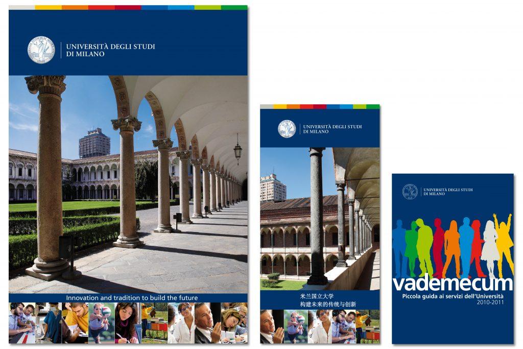 Unimi Brochure e Vademecum