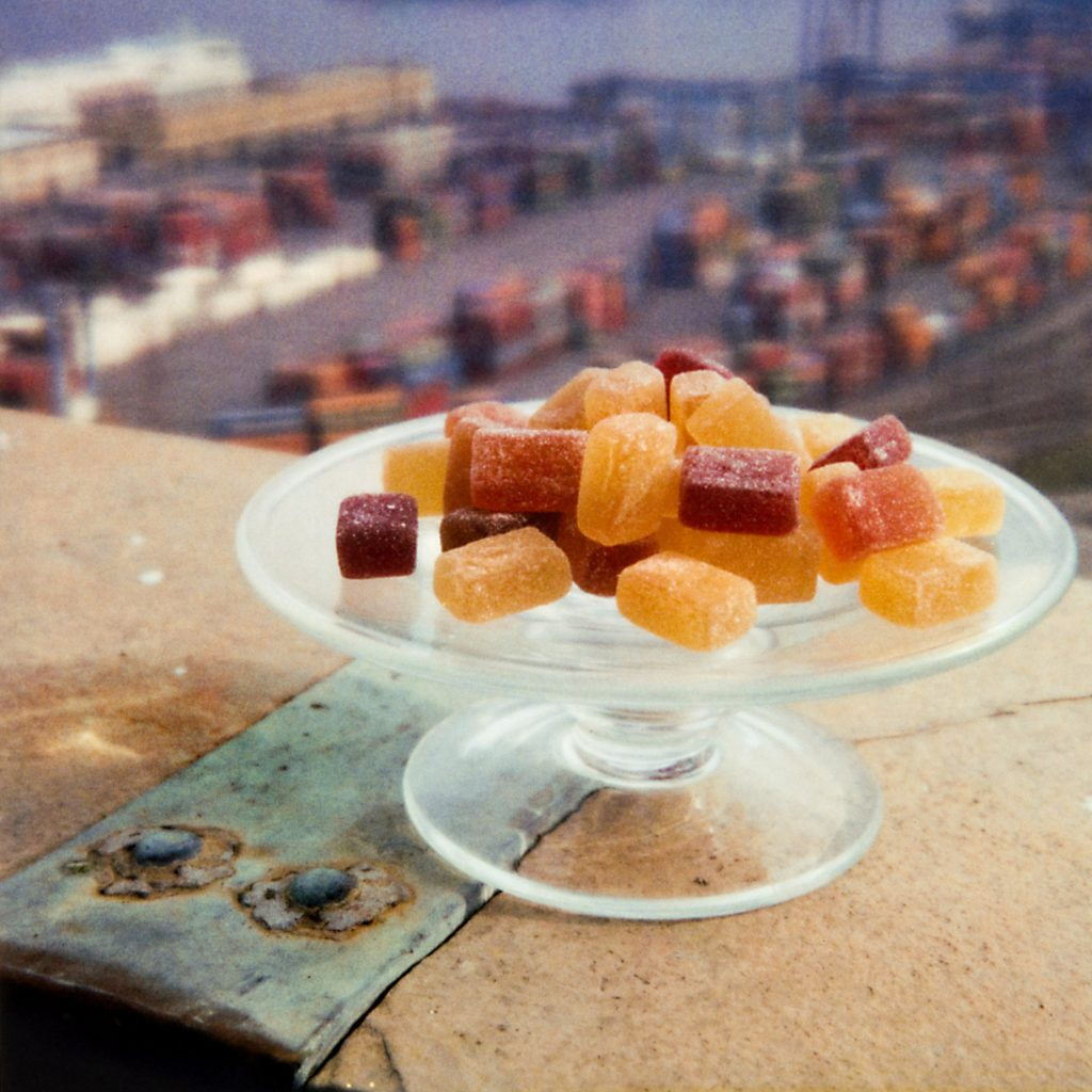 Fruttini e Porto di Genova - Foto Luisa Valieri