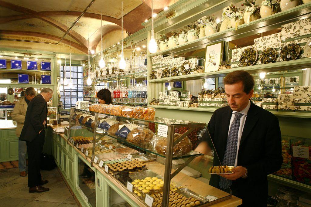 Genova Pasticceria Profumo