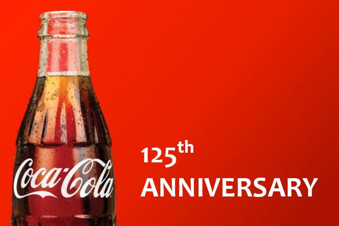 Coca-Cola 125° anniversario